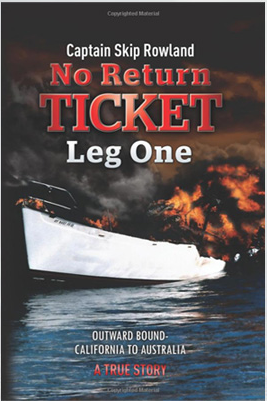 No Return Ticket Leg One Cover Sailing Adventure